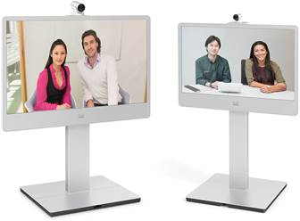 Cisco Telepresence MX300 and MX200