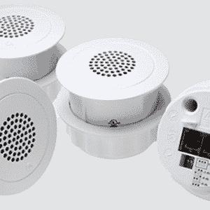 Qt Emitters – Sound Masking System