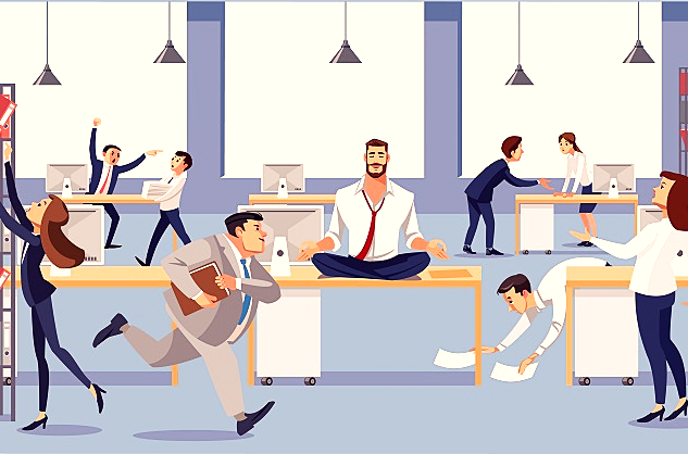 How to design an effective open space office